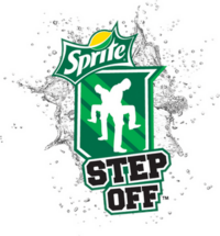 SpriteStepOff logo high