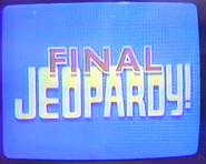Final Jeopardy! Blue Bumps