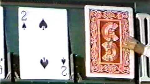 Card Sharks (Perry) Pilot 1