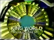 WOF King World logo - 1984