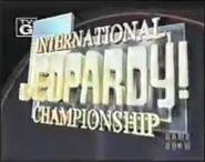 Jeopardy! Season 13c Jeopardy! International Championship