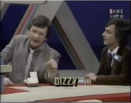 Fred Grady vs the Judges on Super Password