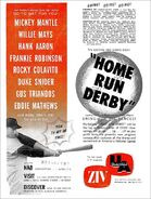 Home Run Derby 3-26-1960
