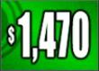 $1,470