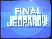 Final Jeopardy! -23