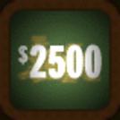 2500 green