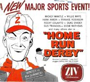 Home Run Derby 2-15-1960