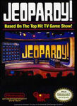 Jeopardy! NES Video Game