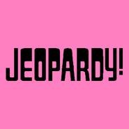 Jeopardy! Logo in Pink-4