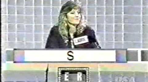 Scrabble Lisa vs