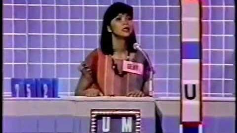 Scrabble (1985) Cindi vs Rick Part 2