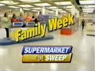 Supermarket Sweep-Family Week