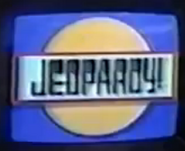 Jeopardy! Circle Yellow