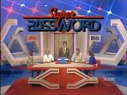 Super Password Bumper