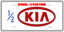 Half kia plate by wheelgenius-d4b1cf0
