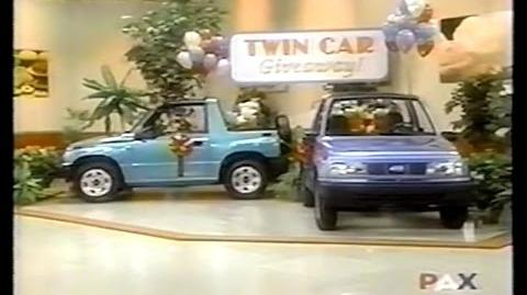 Supermarket Sweep (1994) Twin Car Giveaway Semi-Finals Day 2