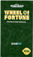 Wheel of Fortune Genesis Manual
