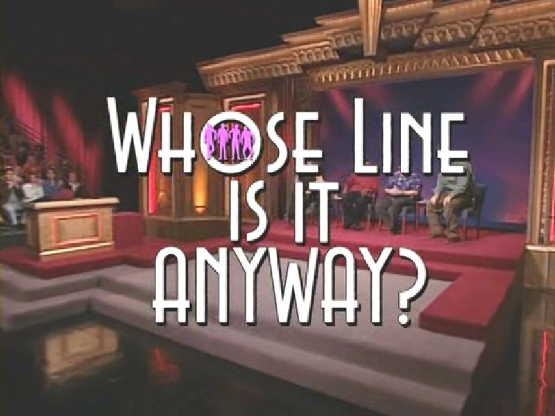 whose line is it anyway game shows wiki fandom