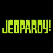 Jeopardy! Logo In Kiwi