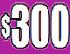 $300 Whammy!