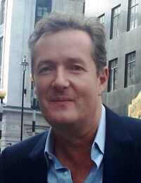 Piers Morgan 2012