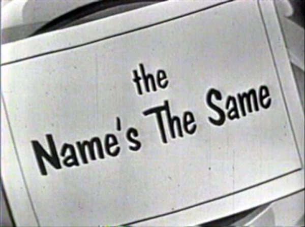 Celebrity name game tv show contestant
