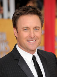 Chris harrison a p