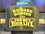 You Bet Your Life! with Richard Dawson
