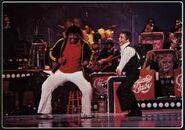 Gene Gene The Dancing Machine and Chuckie Baby