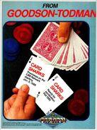 Card Sharks '86 ad