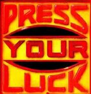 Press Your Luck 1987 ad logo alt