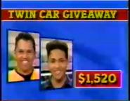 Twin Car Tally
