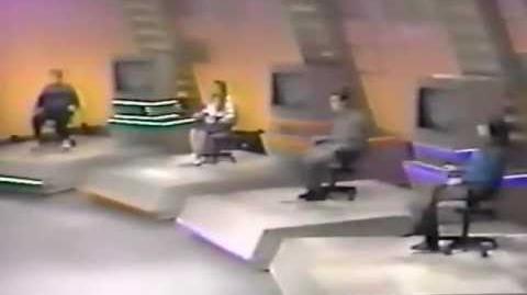 Krypton Factor-1990 Quarterfinal