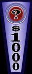 Mystery Wedge $1000 2