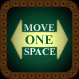 Move 1 Space Green (Left And Right)