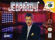 Jeopardy! N64 Video Game