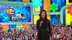 Julie Chen on The Price is Right
