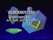 Blockbusters '87 contestant calls (Earlier)