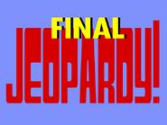 Jeopardy! Round 3 Final Jeopardy! Round