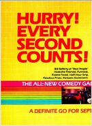 Every Second Counts ad 1