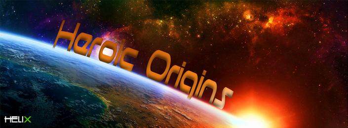 Heroic Origins poster
