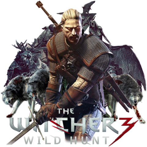 File:The witcher 3 wild hunt icon by ashish913 by ashish913-d6t40or.png