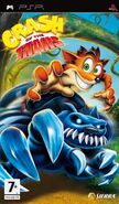 Crash of the Titans PSP EU