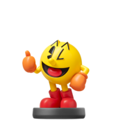 Amiibo SSB Pac-Man