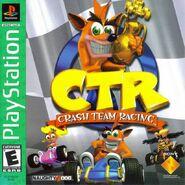 Crash Team Racing Greatest Hits boxart