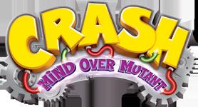 File:Crash Mind Over Mutant logo.png