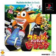 Crash Team Racing The Best boxart