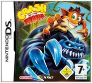 Crash of the Titans DS EU