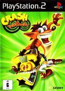 Crash Twinsanity PS2 AUS