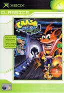 Crash Bandicoot WoC Xbox Classics EU
